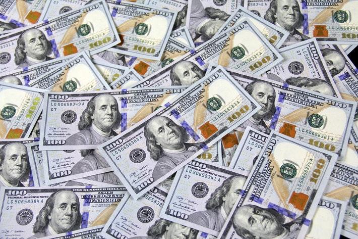 pieniądze - dolary