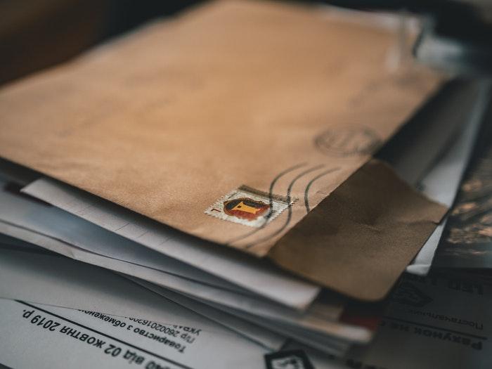 dokumenty i koperta